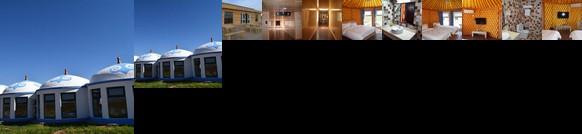 Ordos Mongolian Yurt