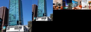 Urban Downtown LA Designer City Sky Suite