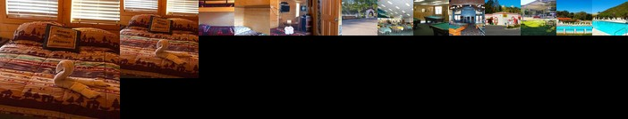 Pio Pico Camping Resort Studio Cabin 9