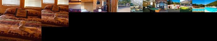 Pio Pico Camping Resort Studio Cabin 7