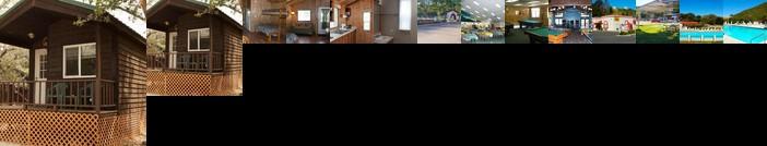 Pio Pico Camping Resort Studio Cabin 10