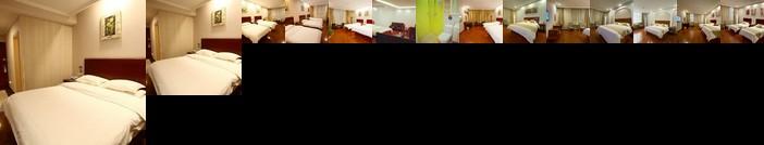 GreenTree Inn ShanDong Linxi Pingyi Mengyang Road Express Hotel