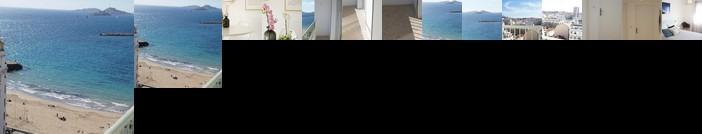 Appartement T3 Pharo - Vue panoramique sur Notre Dame et la plage des Catalans