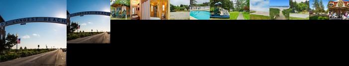 Long Beach Camping Resort Studio Cabin 3