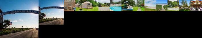 Long beach Camping Resort Yurt 10