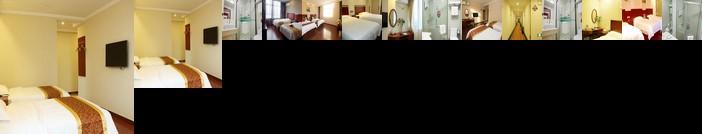 GreenTree Inn JiangSu NanJing Forestry University National Exhibition Center Express Hotel
