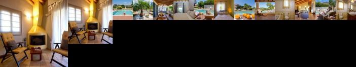 Villa Caramel Corfu Island