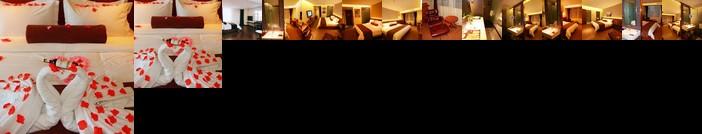 James Joyce Hotel Qinhuangdao Railway Station