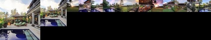 3 Br Villa Near Golf Course In Tabanan