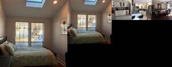 Homestay - Large sunny Room with Private Bath