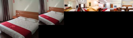 Thank Inn Chain Hotel Jiangsu Changzhou Railway Station North Heping Road