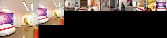 Thank Inn Chain Hotel Inner Mongolia Chifeng Jinyuan Building