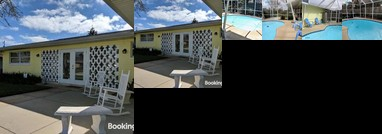 Ormond Beach House Heated Pool and Hot tub 2 Min Walk to Natural Beach