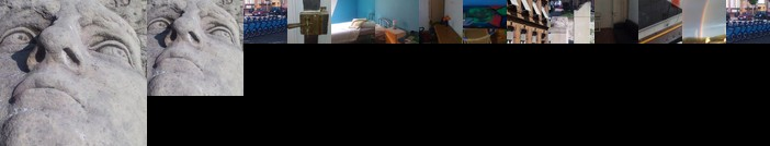 Grosses Einzelzimmer mit Schreibtisch