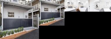 Stylish studio terrace in Balmain