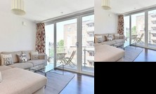 Superb apt for 6 with balcony 10mins to East Putney