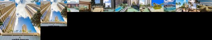 21st Floor With Panoramic Ocean Views 1 Block To Beach Free Parking & Wifi