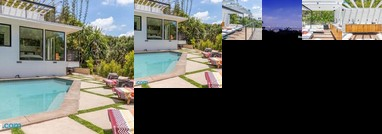 LUXE Hollywood Villa Pool Privacy & Exclusive_1566