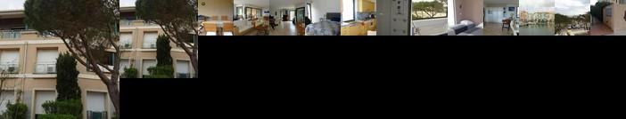 Apartment T3 grand standing vue mer et port de plaisance