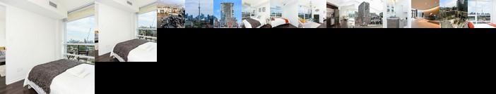 Platinum Suites - Fabulous CN Tower View 2Bed 2Bath + Free Parking