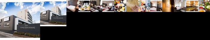 Hotel Topaz Ozai Ekimae