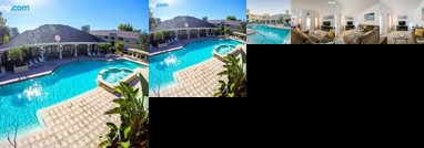 Spacious 2BR condo 5 minutes away from Clearwater Beach Heated Pool Gym