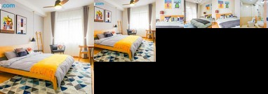 Leshan Emeishan Tourism Center Locals Apartment 00143860