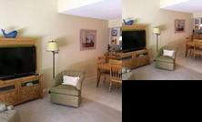 Sea Woods 2bdrm Villa 4245