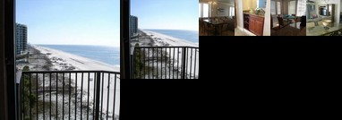 Beachfront 3 bedroom 3 bath east end of Orange Beach