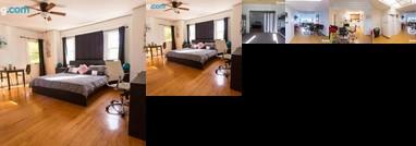 Cozy Bedroom near Universal Studios
