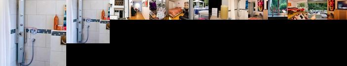 Modernes und gemutliches Designerzimmer