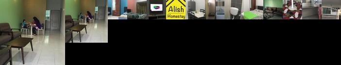 Alish Homestay Tasik Raban