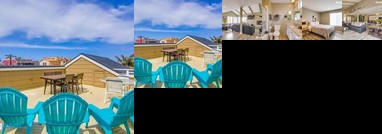 Beach Style 1 - 4 Br Townhouse