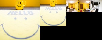 CT Smiley Face Theme Room