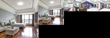 TAIGE Double Bed Apartment with City View near Zengcheng Wanda Plaza