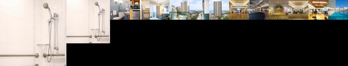 Studio at Ala Moana Hotel Condo with Ocean Views