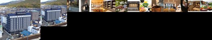 Hotel Route-Inn Sakurai Ekimae