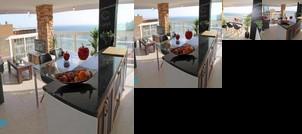 Vistas al mar Gran salon Playa a 1 minuto WiFi