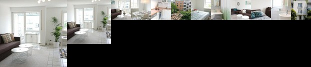 Sunny Apartment Karlsruhe Balcony 1-6 Pers