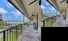 South Beach 302 Ocean Front 2 Bedrooms Corner Unit Heated Pool