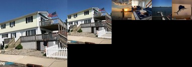 Brigantine NJ - Bay Front Amazing Sunsets and Atlantic City Skyline Views