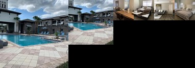 Luxury 2 bedroom 2 bathroom condo 5 bed Universal Orlando resort