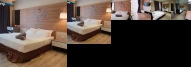 Aeropod Golden Suite 1 Bedroom Apartment