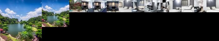 Tasek Modern Cozy House by Verve 14 Pax EECH35