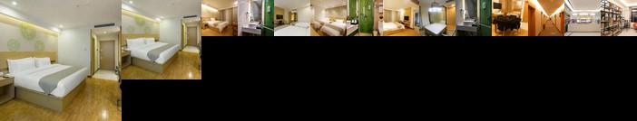 GreenTree Inn Fuzhou Linchuan Yizhong Express Hotel