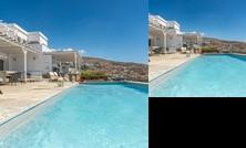Triandaros Villa with pool