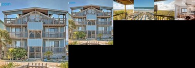 Oceanfront Carolina Beach Condo - Walk to Beach