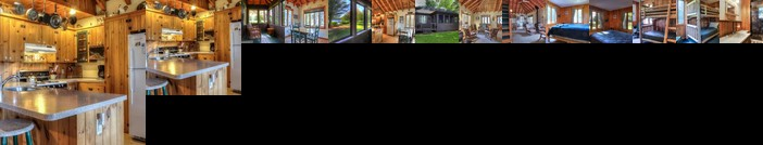 SBLL 12 - Charming cabin on the water at Saddleback Lake
