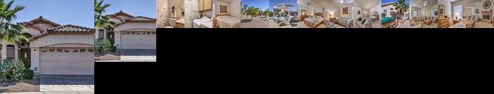 Phoenix Desert Oasis - A Snowbird's Dream