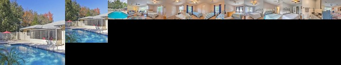 4br Citrus Springs House W/Private Pool & Patio
